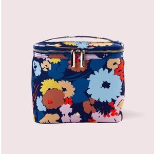 Kate Spade ♠️ Swing Flora Floral Lunch Tote